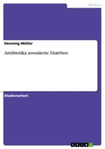 eBook Antibiotika assoziierte Diarrhoe Cover
