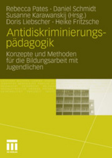 eBook Antidiskriminierungspädagogik Cover