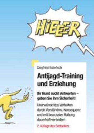 eBook Antijagd-Training und Erziehung Cover