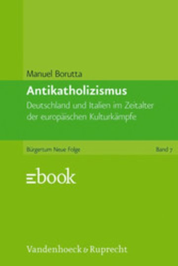 eBook Antikatholizismus Cover