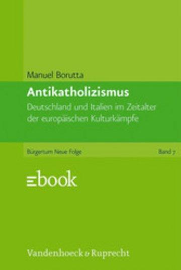 eBook Antikatholizismus Cover