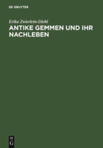 eBook Antike Gemmen und ihr Nachleben Cover