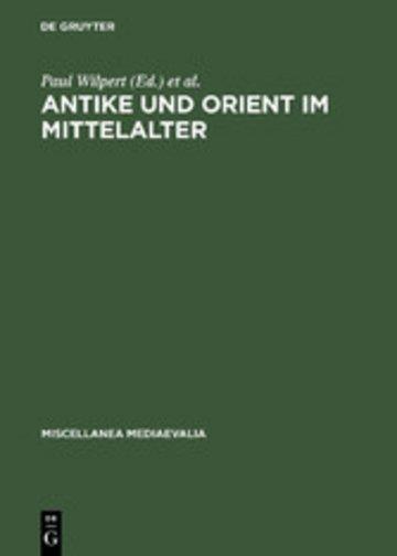 eBook Antike und Orient im Mittelalter Cover