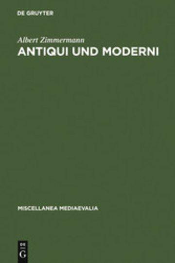 eBook Antiqui und Moderni Cover