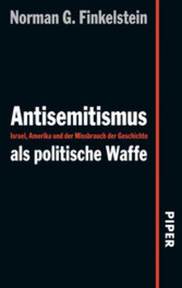 eBook Antisemitismus als politische Waffe Cover