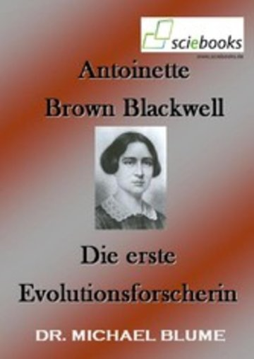 eBook Antoinette Brown Blackwell Cover