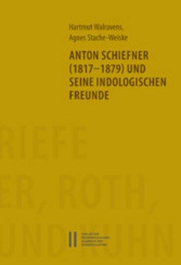 eBook Anton Schiefner (1817-1879) und seine indologischen Freunde Cover