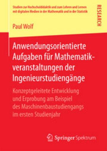 eBook Anwendungsorientierte Aufgaben für Mathematikveranstaltungen der Ingenieurstudiengänge Cover