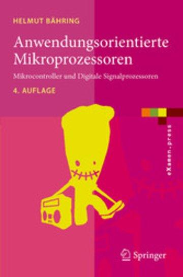 eBook Anwendungsorientierte Mikroprozessoren Cover