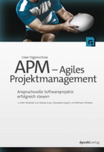 eBook APM - Agiles Projektmanagement Cover
