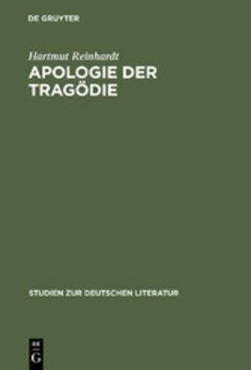 eBook Apologie der Tragödie Cover