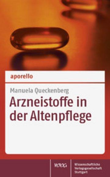 eBook aporello Arzneistoffe in der Altenpflege Cover