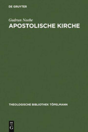 eBook Apostolische Kirche Cover