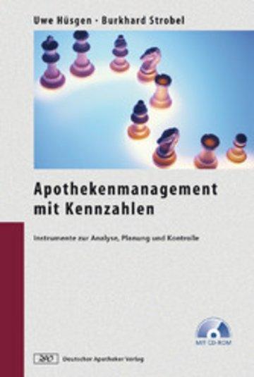 eBook Apothekenmanagement mit Kennzahlen Cover