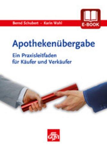 eBook Apothekenübergabe Cover