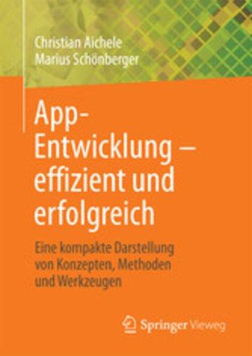 eBook App-Entwicklung - effizient und erfolgreich Cover