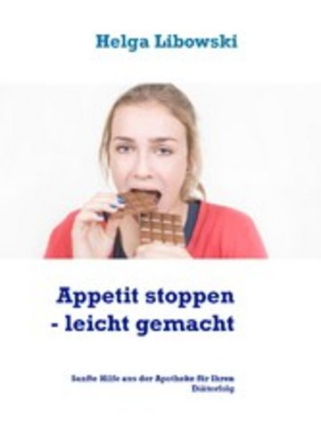 eBook Appetit stoppen - leicht gemacht Cover
