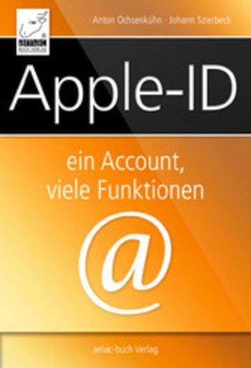 eBook Apple-ID Cover