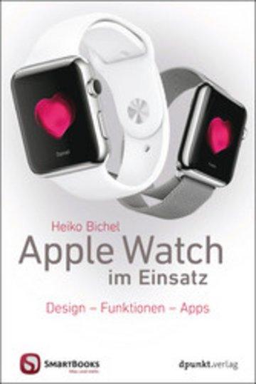 eBook Apple Watch im Einsatz Cover