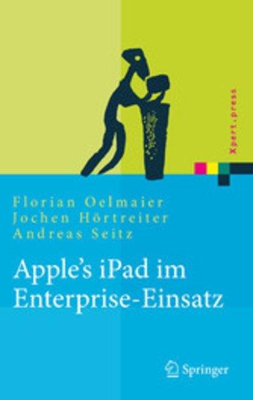 eBook Apple's iPad im Enterprise-Einsatz Cover