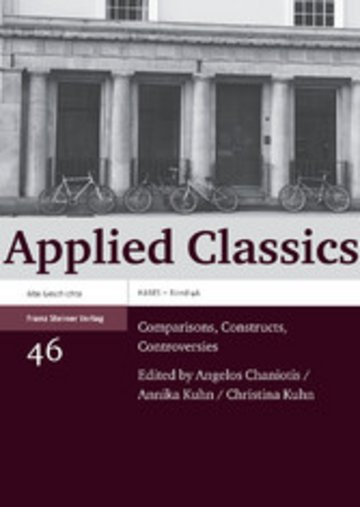 eBook Applied Classics Cover