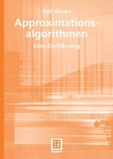 eBook Approximationsalgorithmen Cover