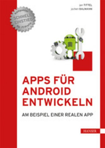 eBook Apps für Android entwickeln Cover