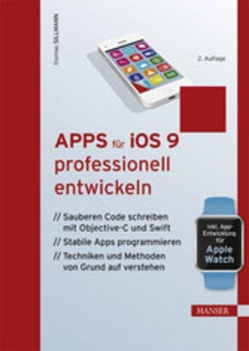 eBook Apps für iOS 9 professionell entwickeln Cover