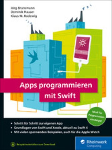 eBook Apps programmieren mit Swift Cover