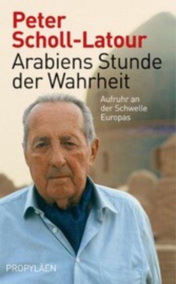 eBook Arabiens Stunde der Wahrheit Cover