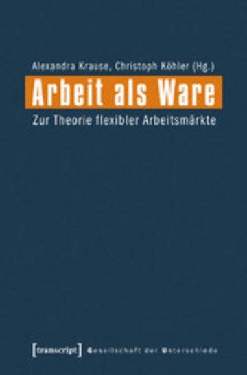 eBook Arbeit als Ware Cover