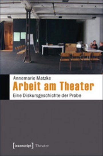 eBook Arbeit am Theater Cover