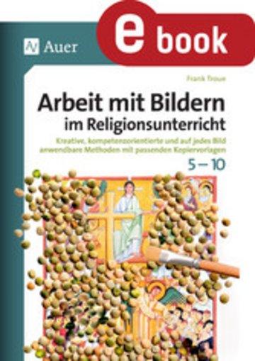 eBook Arbeit mit Bildern im Religionsunterricht 5-10 Cover