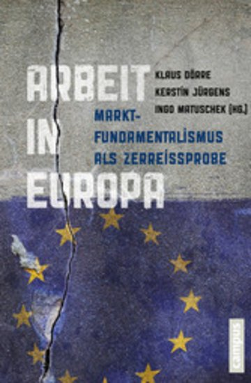 eBook Arbeit in Europa Cover
