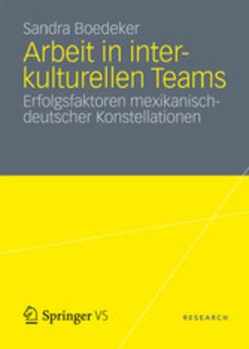eBook Arbeit in interkulturellen Teams Cover