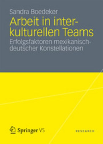 eBook Arbeit in interkulturellen Teams Cover