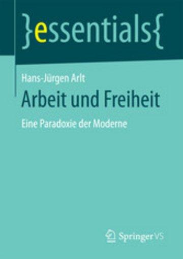 eBook Arbeit und Freiheit Cover