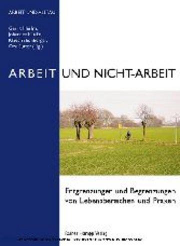 eBook Arbeit und Nicht-Arbeit Cover
