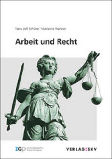eBook Arbeit und Recht Cover