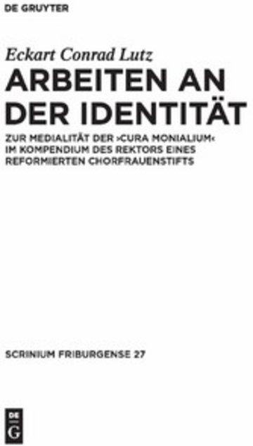 eBook Arbeiten an der Identität Cover
