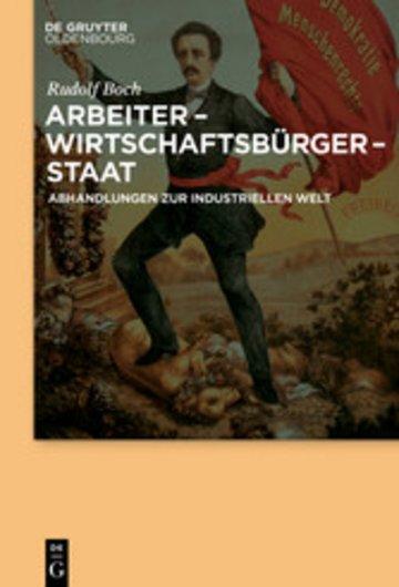eBook Arbeiter - Wirtschaftsbürger - Staat Cover