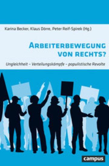 eBook Arbeiterbewegung von rechts? Cover