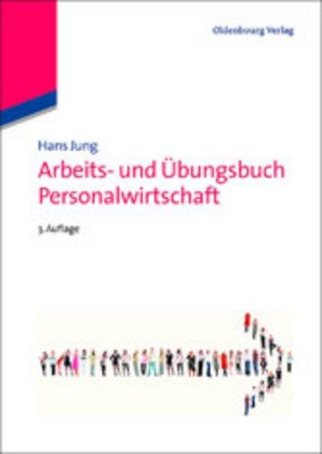 eBook Arbeits- und Übungsbuch Personalwirtschaft Cover