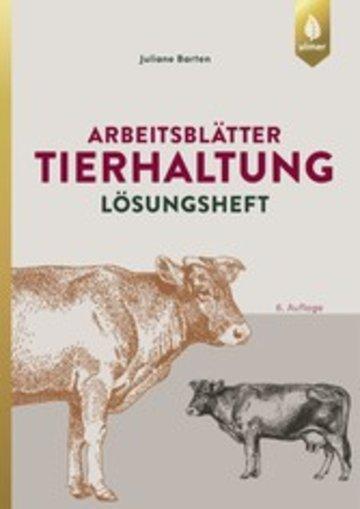 eBook Arbeitsblätter Tierhaltung. Lösungen Cover
