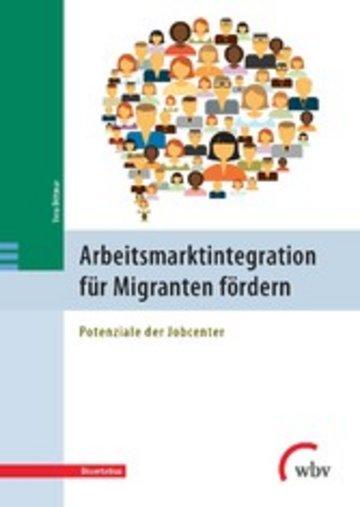 eBook Arbeitsmarktintegration für Migranten fördern Cover