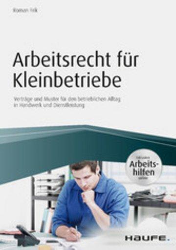 Arbeitsrecht Für Kleinbetriebe Inkl Arbeitshilfen Online