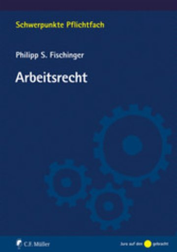 eBook Arbeitsrecht Cover