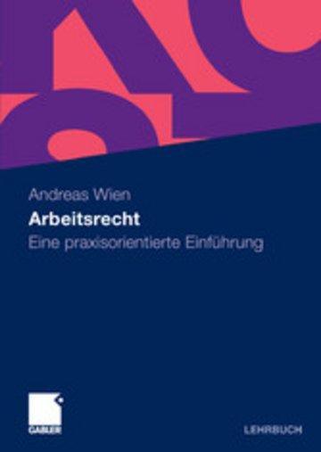 eBook Arbeitsrecht Cover