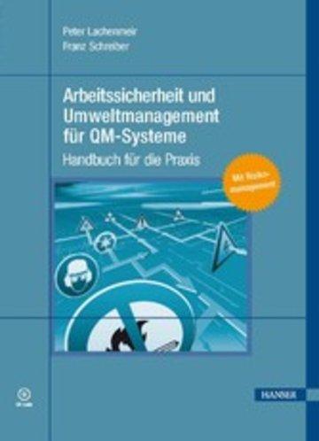 eBook Arbeitssicherheit und Umweltmanagement für QM-Systeme Cover