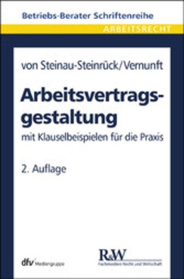 eBook Arbeitsvertragsgestaltung Cover
